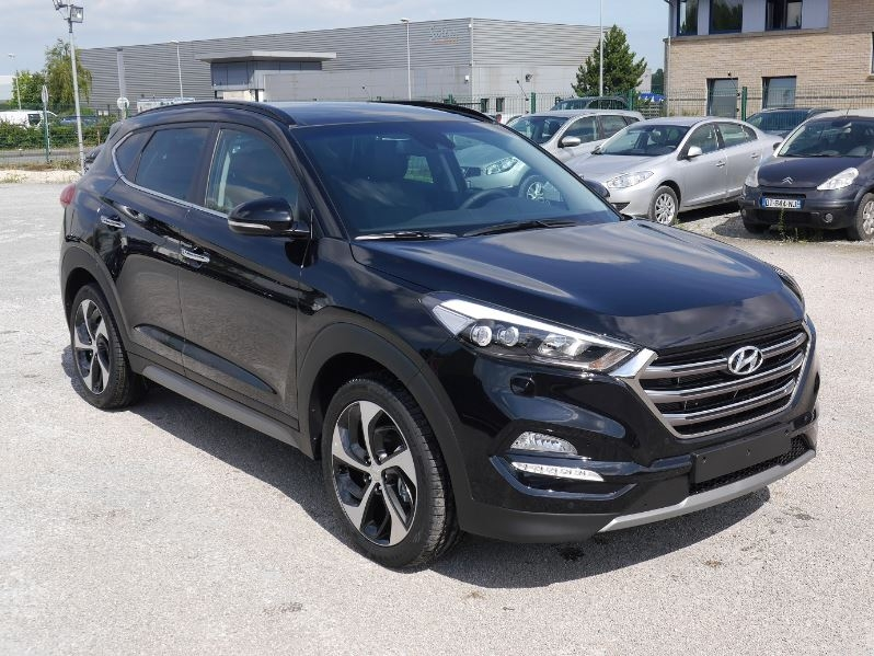 hyundai tucson 2 0 crdi 136ch executive 2017 2wd neuve socx automobiles 25. Black Bedroom Furniture Sets. Home Design Ideas