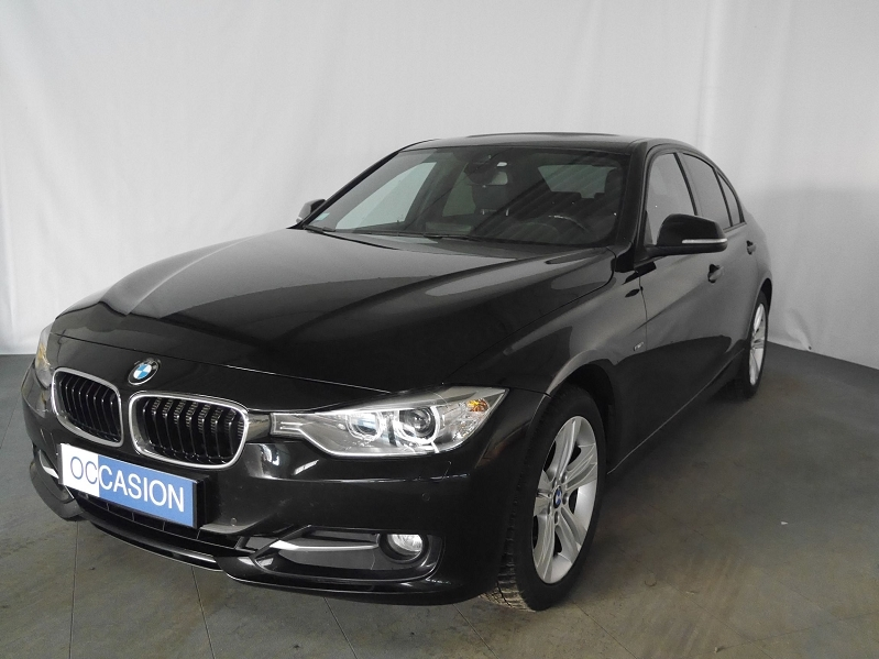 bmw serie 3 f30 318d xdrive 143ch sport d occasion socx automobiles 25. Black Bedroom Furniture Sets. Home Design Ideas