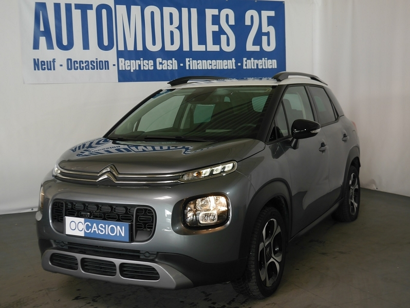 Citroen C3 AIRCROSS PURETECH 130CH S&S SHINE E6.D-TEMP Essence MISTY GREY Occasion à vendre