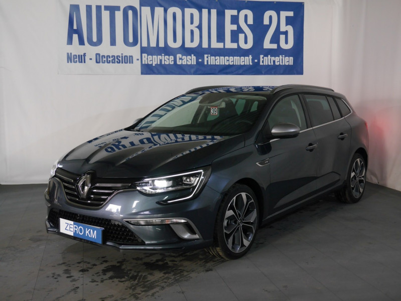 Photo 1 de l'offre de RENAULT MEGANE IV ESTATE 1.5 BLUE DCI 115CH INTENS EDC - 29 % à 25280€ chez Automobiles 25