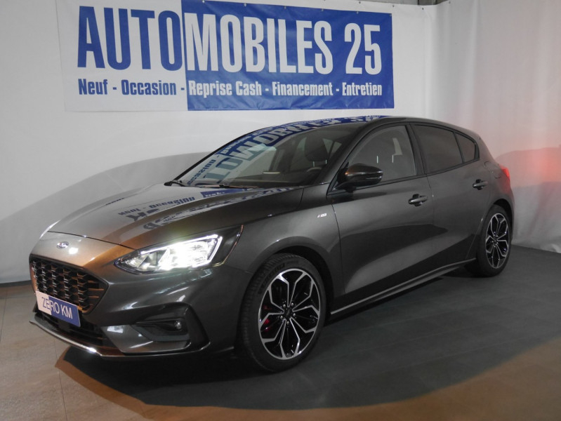 Ford FOCUS 1.0 ECOBOOST 125CH MHEV ST-LINE X - 21 % Essence GRIS MAGNETIC Neuf à vendre
