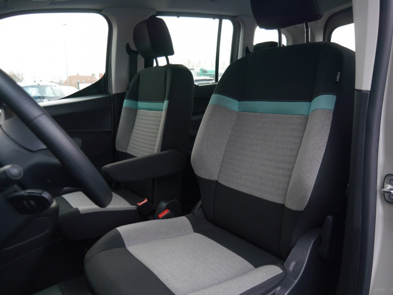 Photo 4 de l'offre de CITROEN BERLINGO M BLUEHDI 100CH S&S FEEL à 18590€ chez Automobiles 25