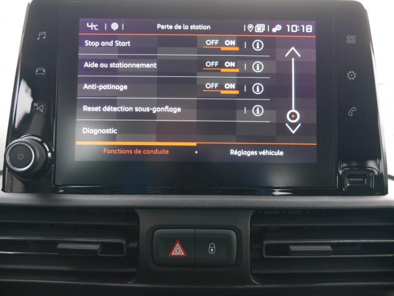 Photo 13 de l'offre de CITROEN BERLINGO M BLUEHDI 100CH S&S FEEL à 18590€ chez Automobiles 25